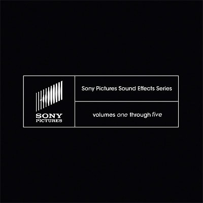 Sony Pictures Sound Effects Series Volumes 1-5 for Windows (1 User) [Download]