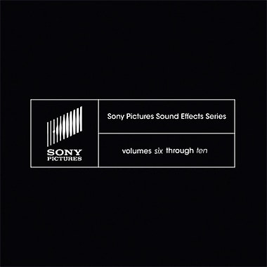 Sony Pictures Sound Effects Series Volumes 6-10 for Windows (1 User) [Download]