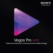 Sony Vegas Pro 12 Suite for Windows (1 User) [Download]