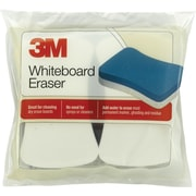 3M™ Whiteboard Eraser for Whiteboards, 2/Pack