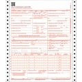 Health Insurance Claim Form, 2-Part, Continuous, 100 Sets