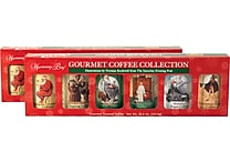 Norman Rockwell Holiday Coffee Sampler, 6 samples/pack