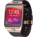 Samsung Gear 2 Watch, Gold/Brown