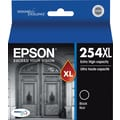 Epson DURABrite Ultra 254XL Black Ink Cartridges (T254XL120-S), Extra High Yield