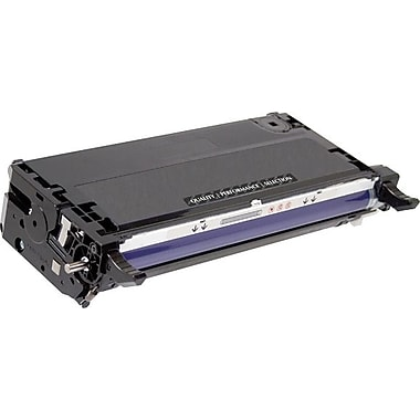 Clover Remanufactured Black Toner Cartridge, Xerox Phaser 6180 (CTG6180B), High Yield