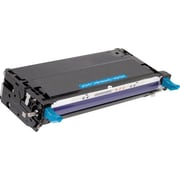 Clover Remanufactured Cyan Toner Cartridge, Xerox Phaser 6180 (CTG6180C), High Yield