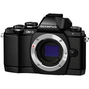 Olympus OM-D E-M10 16 MP Digital Camera, Black, (11331768)