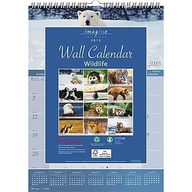Calendars 2015 Desktop Amp Wall Calendars Staples 174