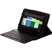 "M-Edge Universal Stealth Pro Keyboard Case for 7"" - 8""  Tablets, Black"