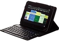 M-Edge Stealth Pro 7' Keyboard, Black