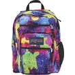 Jansport Big Student Backpack, Neon Galaxy