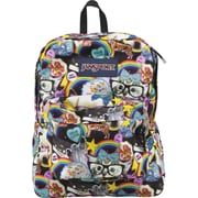 Jansport Superbreak Backpack, Multi Hairball