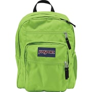 Jansport Big Student Backpack, Solid Zap Green