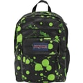 Jansport Big Student Backpack, Zap Green