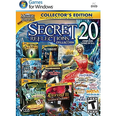 Mystery Masters: Secrect Reflections [Boxed]