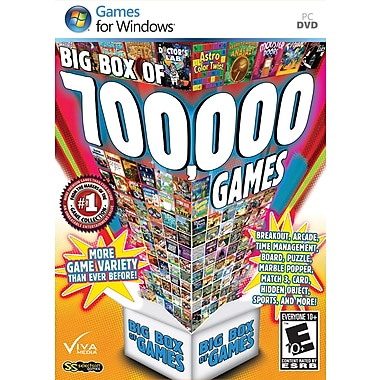 700,000 Games [Boxed]