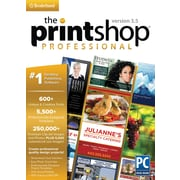 The Print Shop 3.5 Professional [Boxed]