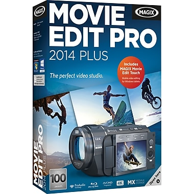 Movie Edit Pro 2014 Plus [Boxed]