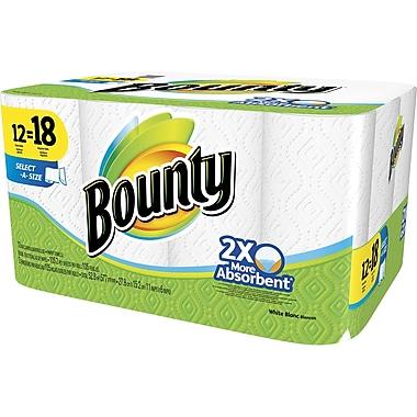 Bounty - Essuie-tout mesure-au-choix, format géant