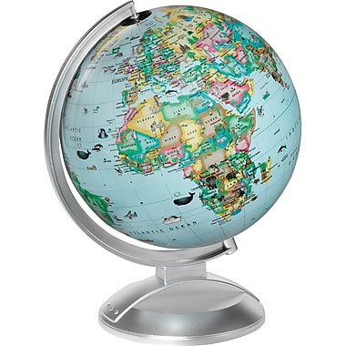 Replogle Illuminated Globe for Kids