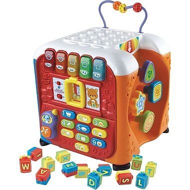 VTech® Alphabet Activity Cube Learning Toy