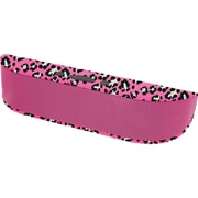 Aduro Bee Bop Portable Bluetooth Speaker with Microphone, Pink Cheetah