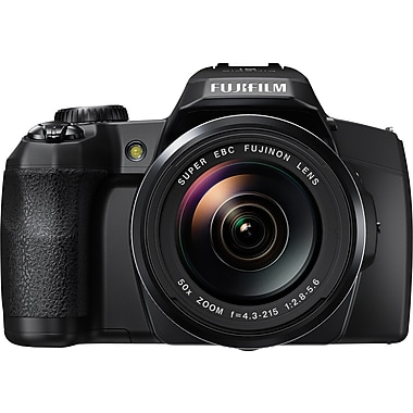 Fuji FinePix S1 Digital Camera, Black