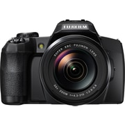 Fuji FinePix S1 Digital Camera, Black
