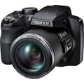 Fuji FinePix S9200 Long Zoom Digital Camera, Black