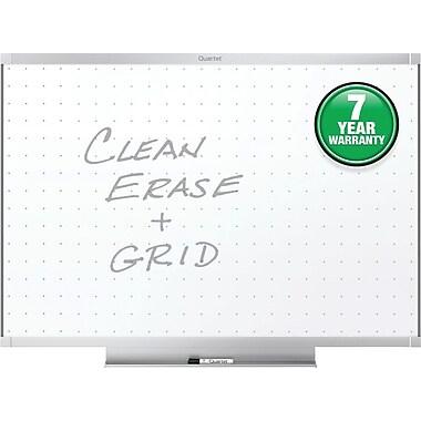 Quartet® Prestige® 2 Total Erase® Whiteboard, 6' x 4', Aluminum Frame (TE547AP2)
