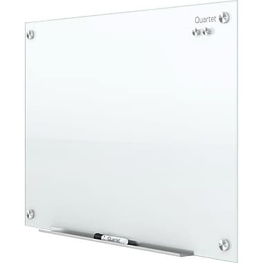 Quartet® Infinity™ Glass Magnetic Marker Board, 24