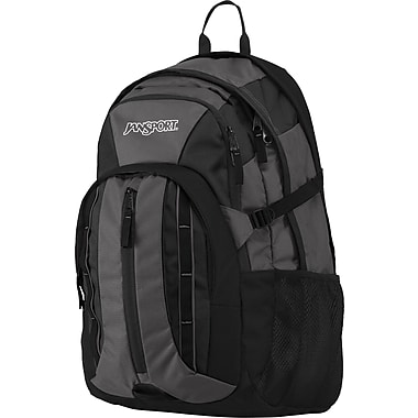 Jansport Sockeye Backpack, Solid Black