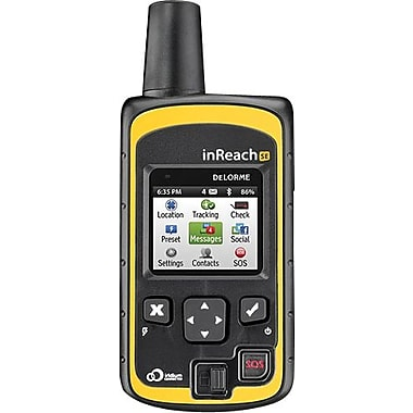 DeLorme® inReach™ SE Satellite Communicator