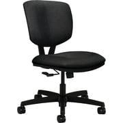 HON® HON5721HBK19T Volt® Fabric Office Chair, Iron