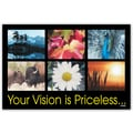 Custom Postcards Optometry Your Vision is Priceless