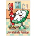 Custom Postcards Dental Friendly Reminder