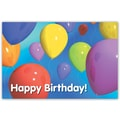Custom Postcards Medical Many Balloons Birthday