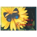 Custom Postcards Podiatrist Butterfly/Flower