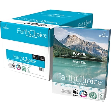 Domtar EarthChoice Office Paper, 8 1/2