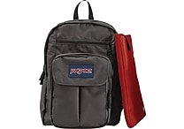 Jansport Digital Student Backpack, Forge Gray, 15'