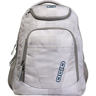 OGIO® Tribune Backpack For 17in. Laptops, Blizzard