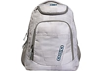 OGIO® Tribune Backpack For 17' Laptops, Blizzard