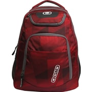 """OGIO® Tribune Backpack For 17"""" Laptops, Envelop Red"""