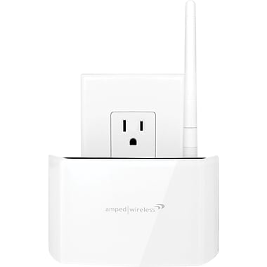Amped Wireless REC15A High Power Compact AC Wi-Fi Range Extender