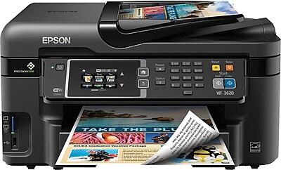Epson WorkForce WF 3620 Color Inkjet All in One Printer