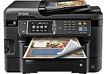 Epson WorkForce WF-3640 Color Inkjet All-in-One Printer