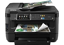 Epson WorkForce WF-7620 All-in-One Color Inkjet Printer
