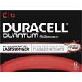 Duracell Quantum Alkaline C Batteries