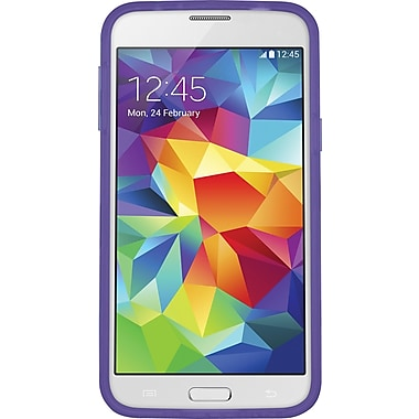 Belkin Galaxy S5 Grip Candy SE, Purple/Jade