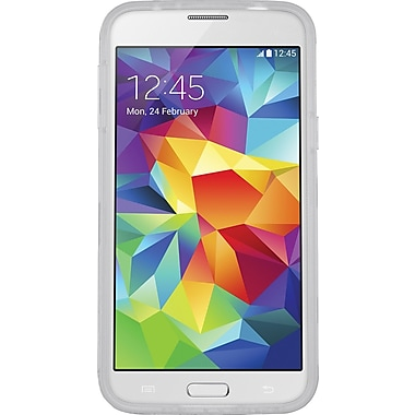 Belkin Galaxy S5 Grip Candy SE, Clear/Gravel